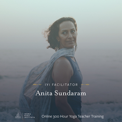 Online Yoga Teacher Training - Anita Sumdaram